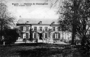 Château de Ghyssegnies à Pipaix.JPG