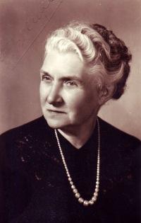 11 Simonne de la KETHULLE de RYHOVE avant 1948