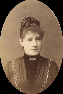 Blanche de Séjournet de Rameignies (1869-1942) coll. Mme Philippe-Edgar Detry