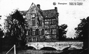 51 Château de Poteghem à Waereghem.JPG