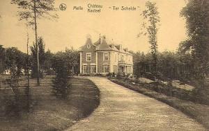 Château Ter Schelde construit en 1910 (Heusden Destelbergen).jpg