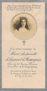 19160224 Antoinette de Séjournet de Rameignies (carte de deuil).jpg