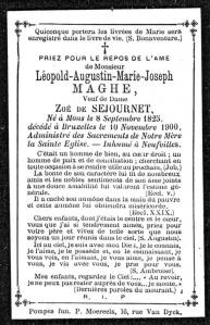 1900 - Léopold Maghe (avis mortuaire).jpg