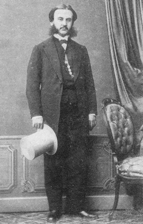 1863 - Albert de Séjournet de Rameignies (baron)