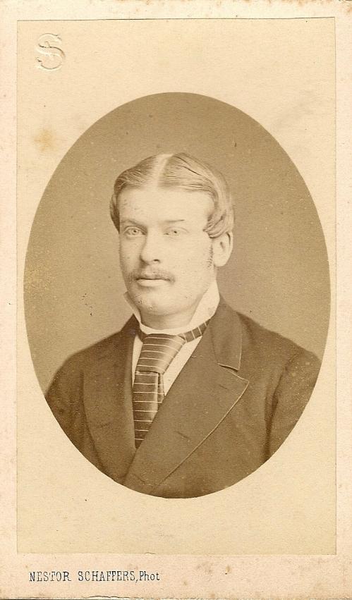 Albert dSdR II coll. Mme Philippe-Edgar Detry