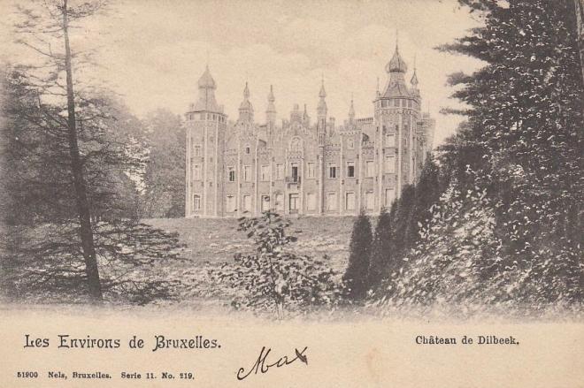 Château de Dilbeek 1904 de Viron.jpg