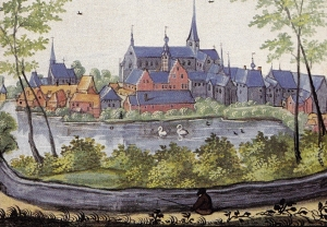 cambron,casteau,château d'ecaussines,lalaing,abbaye,abbé,armorial