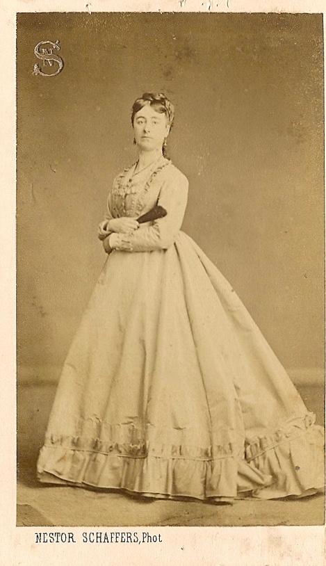 Valérie van Tieghem de Ten Berghe coll. Mme Philippe-Edgar Detry
